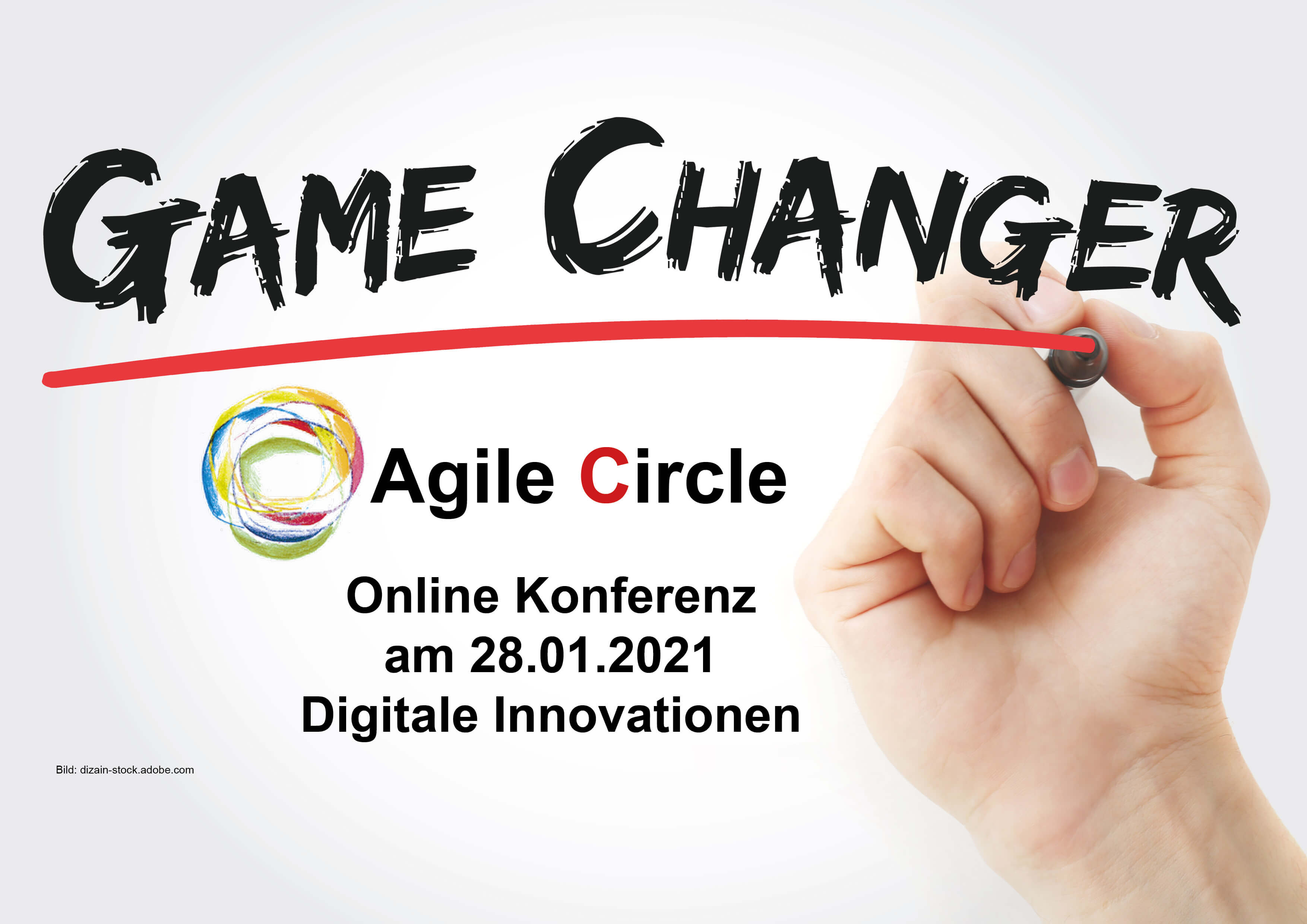 Agile Circle ONLINE - Game Changer